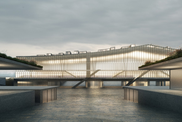 Xi'an Train Station competition – Project finalist !